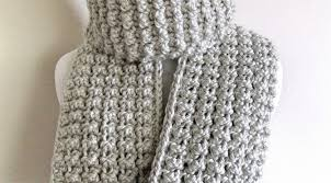 Crochet Scarf Pattern Free Stunning Learn To Make A Scarf With Free Crochet Scarf Patterns
