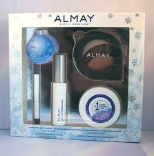 details about almay simply american gift set for blue eyes
