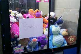 Stuffed Animal Vending Machine Mesmerizing No Money For The Broken Vending Machine IoBridge Blog