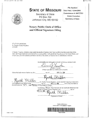 Samples Of Notary Letters Notary Sample Form Texas Letter Verbiage Washington State Public