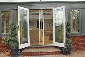 replace sliding glass door with french door replacing sliding glass door with french door for home