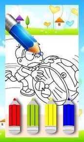 Try now one of the best doraemon coloring games! Coloring Book Doraemon Game Apkonline