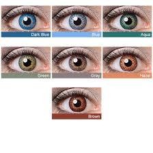 76 Conclusive Expressions Color Contacts Color Chart