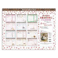 12 Months 2020 Calendar Susan Branch 12 Month 2020 Desk Pad