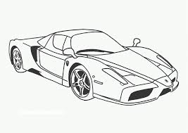 Small Picture Impressive Race Car Coloring Pages Awesome Des 3667 Unknown