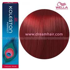 Wella Koleston Red Color Chart Wella Koleston Perfect Permanent Professional Hair Color 60ml 66 46