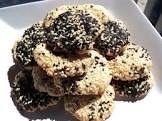 baraziq    sesame cookies  syria    middle east