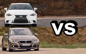 BMW Convertible lexus is350 vs bmw : 2016 Lexus IS 350 F Sport Vs 2016 BMW 3 Series - DESIGN! - YouTube