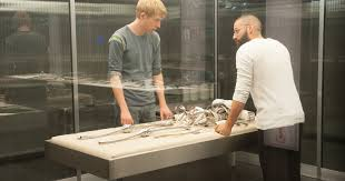 Ex Machina Instinto Artificial