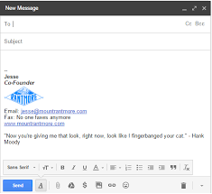 40 Funny Email Signatures That HR Will Really Hate Mount Rantmore Adorable Email Signature Quotes