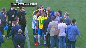 Brazil Vs Argentina Crazy Scenes During ...