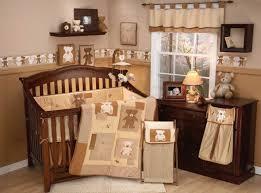 Teddy Bear Baby Crib Bedding by Ed Bauer