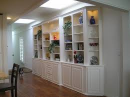 custom wall unit in newport beach c