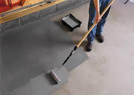 painted concrete floors ling