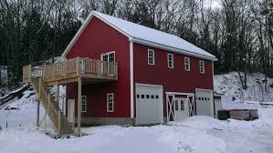 2 story pole barn house plans