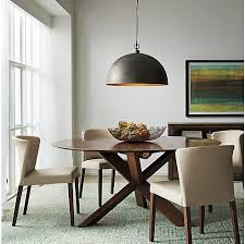 pendant lighting for dining table. Black Half Round Pendant Light Over Dining Table Lighting For O