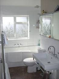 bathroom windows inside shower. Small Bathroom : White Sink And Toilet On The Floor Plus Gray Shower Curtain Inside Window For Your House Windows W