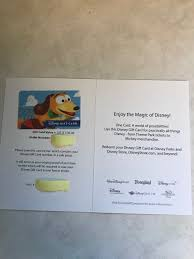 100 disney gift card 96 00 pic