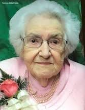 """Mildred """"Nan"""" Fields Ward Obituary - Iaeger, West Virginia , Fanning  Funeral Homes 
