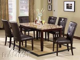 marble dinner table acme furniture brown marble top dining table set custom marble dining table singapore
