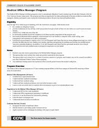 Sample Office Manager Resume Inspirational Medical Fice Manager