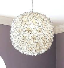 capiz ceiling light shell pendant 1 satin nickel and gray restoration chandelier hardware pendants shade