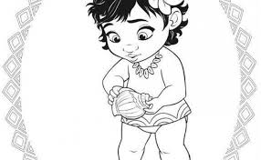 Elegant Moana Coloring Pages Gallery Of Free Pages Awesome Pages