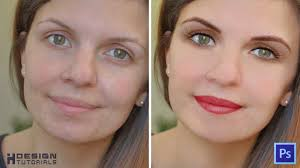 easy digital make up tutorial in photo cs6