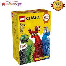 Đồ chơi hộp LEGO Classic sáng tạo 10704, Giá tháng 1/2021
