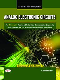 buy analog electronic circuits lab manual for sem diploma  analog electronic circuits lab manual for 3 sem diploma electronics communication engg