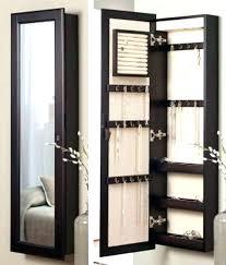 safekeeper jewelry armoire jewelry jewelry box silver safekeeper mirrored jewelry cabinet