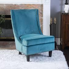 christopher knight home e velvet single sofa accent chair