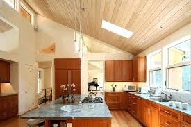 vaulted ceiling kitchen lighting. Vaulted Ceiling Kitchen Lighting Ideas  Exposed Beam Steel Engineered Hardwood Floor Grey L Shape Cathedral Vaulted Ceiling Kitchen Lighting T