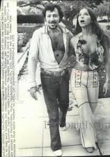 eddie fisher terry richard. Exellent Richard 1975 Press Photo Singer Eddie Fisher With New Bride Terry Richard   Spp29847 Inside Richard J