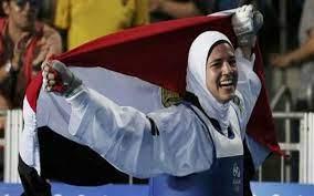 أول ميدالية مصرية.. هداية ملاك تتوج ببرونزية التايكوندو في أولمبياد طوكيو  2020 - جريدة المال