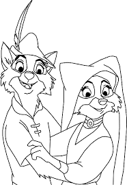 Small Picture Disney Robin Hood Coloring Pages Free Disney Robin Hood Coloring