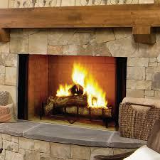 basement fireplaces