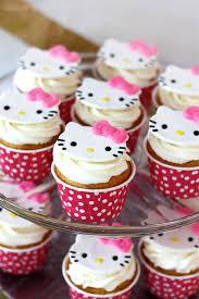 Hello Kitty Cupcakes Hunted Interior