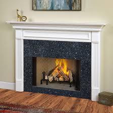 Wood Mantels Collection  Fireplace Mantel Surrounds Fireplace Mantel