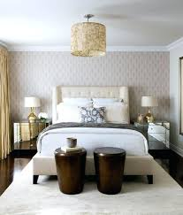 gold bedroom accents interior design group contemporary ivory and gold bedroom with wallpaper accent wall yellow