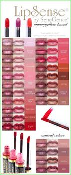 Lipsense Color Chart 2019 List Of Skin Tones Chart Lipsense Pictures And Skin Tones