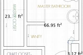 average size bathroom. Average Bathroom Size Extraordinary Master Floor Plans With Dimensions Square In E