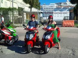 Nassau 4-Hour Scooter Rental - Nassau Excursions