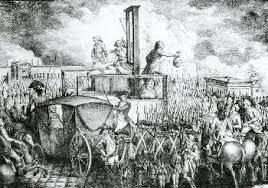 「)1793年 - フランス国王ルイ16世が断頭台で処刑される」の画像検索結果