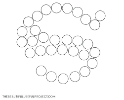 Dot Art Coloring Pages Dot To Dot Free Preschool Free Coloring Pages