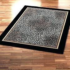 animal print area rugs leopard rug canada