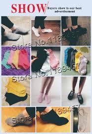 <b>10pcs</b>=<b>5pairs</b>/<b>lot Women</b> Cotton Socks Summer Autumn Cute ...