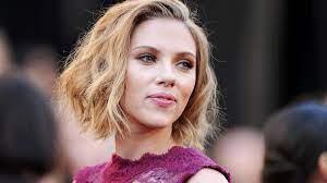 Hollywoodstar Scarlett Johansson zum ...