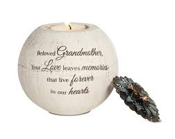 sympathy gift for grandmother candle jpg