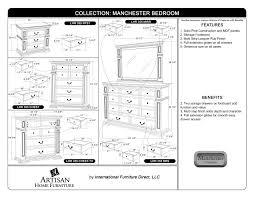 Sams Club Bedroom Furniture Standard Furniture Dimensions